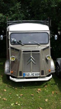 Citroen 68 Van