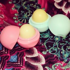EOS lips Have both of these Eos Balm, Eos Products, Best Lip Balm, Beauty Makeup, Lips, Cosmetics, How To Make, Skin Care, Pretty