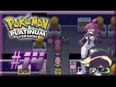 Pokemon Platinum Walkthrough Part 14.- Team Galactic Building Domination...