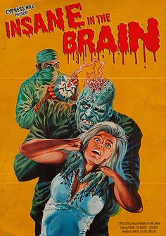 Cypress Hill Insane in the Brain artwork Cypress Hill, Pub Vintage, Vintage Movies, Tour Posters, Band Posters, Music Posters, Film Posters, Serenity Movie, Ad Libitum