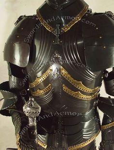 Plate armor an.