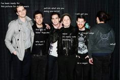 Fall out boy/ panic! At the disco