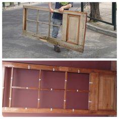 Puerta vieja/puerta nueva