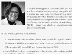 ***Back to School Tips for ADHD Students with Chris Dendy Back To School Hacks, Back To School Essentials, School Tips, High School, Success Video, Finding The Right Job, Executive Functioning, School Games, Do Everything