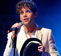 Mika, how could he want these curls covered with hat?