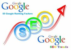 Top 50 Google ranking factors that plays a major role behind the ranking of any website online.