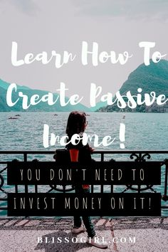 In my latest post I tell you about my new course video on how to create passive income! Financial Organization, Binder Organization, Creating Passive Income, Entrepreneur Inspiration, Secret Places, Investing Money, Learning Tools, Foreign Languages, Extra Money