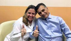 O prefeito Audifax Barcelos foi internado no dia 12 de agosto em um hospital…
