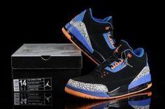361e6884660790  52 for Air Jordan 3 retro AAA Sport Blue j3 outlet http   www