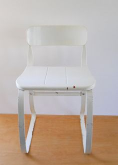 Vintage IronRite Health Chair • Mid Century Metal Iron Rite Chair by lisabretrostyle2 on Etsy