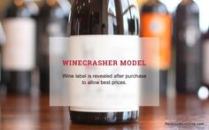 California Coast Rhone Blend From Winecrasher  Authentically Good