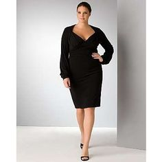 1000 images about plus size elegant and classic on for Black tie wedding dresses plus size