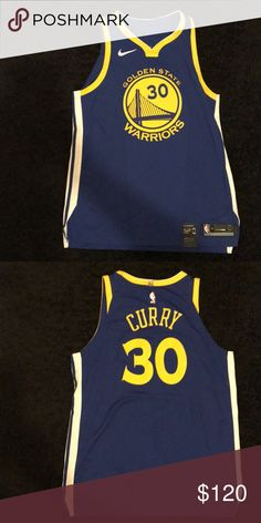 Curry Original jersey from nike it was  200 Nike Other. Aaron Logan · Nba  jersey 74b46bdc6ece