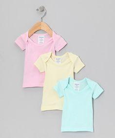 pastel t-shirt set