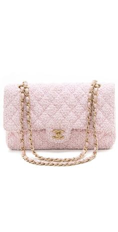 What Goes Around Comes Around Chanel Boucle 2.55 Bag | SHOPBOP