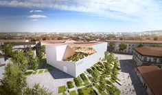 Image 6 of 8 from gallery of Libeskind Unveils Design for New Lithuanian Modern Art Center. © Studio Daniel Libeskind