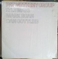 Pat Metheny Group, Debut Album, Self-Titled Album, Vintage Record Album, Vinyl LP, Classic Jazz Fusion, American Modern Guitar Jazz, by VintageCoolRecords on Etsy