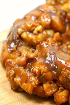 This is the most amazing caramel pumpkin monkey bread you will ever make and it…