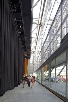 Equipement polyvalent de quartier, Lille Polyvalent theater, Lille