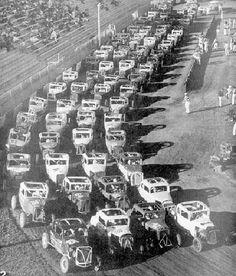 When racing was racing : The California Jalopy Association