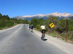 Recorrer la Carretera Austral en mountain bike