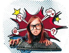 Hoe veilig is jouw wachtwoord?  Doe nu zelf de test!  Een campagne van Child Focus.