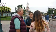 One of my goals...visiting Disneyland Paris with my family...paid for by my Avon earnings