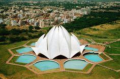 Baha'i Lotus Temple – New Delhi India