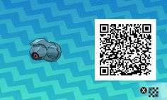 QR Code de tous les Pokémon de Pokemon Soleil Lune