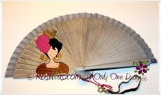 One Design, Hand Fans, Hands, Umbrellas, Ideas Para, Pretty, Beautiful, Girls, Vestidos