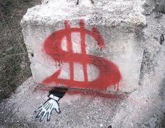Sharik - the Banksy of Ukraine