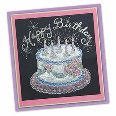 """The """"Perfect"""" Birthday Card"""
