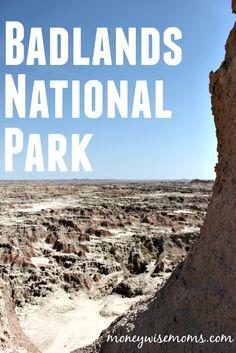 Badlands National Park with Kids - South Dakota family travel