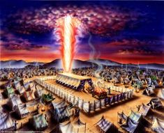 The Tabernacle of Moses Explained—YHVH's Plan of Salvation in Full Display