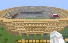 Minecraft Coliseum