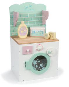 Le Toy Van- Kids Wooden Toys- Honey Home Washing Machine