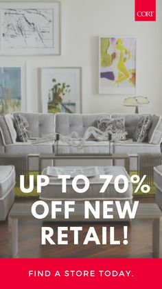 Find high quality used furniture on sale at CORT Clearance Furniture Centers. Save up to on discount furniture in a variety of styles for your home. Furniture Outlet, Home Decor Furniture, Cheap Furniture, Dining Room Furniture, Clearance Furniture, Velvet Furniture, Apartment Living, Living Room, Customer Service