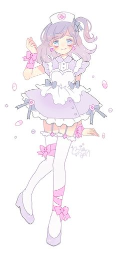 magical idol juri by Hacuubii on DeviantArt