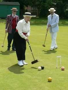 Croquet Game : Croquet Game Rules For further details please contact us .