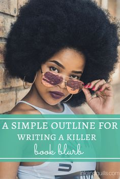 Condensing a novel into a short, enticing book blurb that convinces readers to buy is no easy task. If you have no idea what to include in your blurb, this simple outline of the must-haves will help!