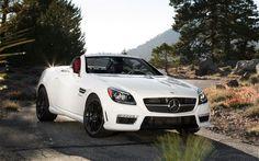 2013 Mercedes Benz SLK55 AMG