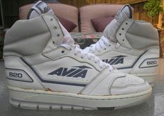 b6df9b75e7a VINTAGE NOS Avia 840mw Basketball Shoes Brand new 80 s in 2019 ...