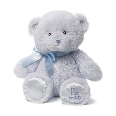 babyGUND My 1st Teddy Blue 10""""