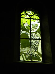 Viewing Gallery For - Sigmar Polke Stained Glass