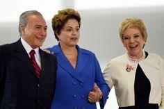 Ministério pede demissão coletiva com presidente Dilma fora do país | #CasaCivil, #DemissãoColetiva, #DilmaRousseff, #Doha, #MartaSuplicy, #Planalto