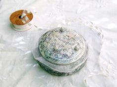 Boîte à bijoux boîte à bijoux en bois vintage cadeau de par Syell