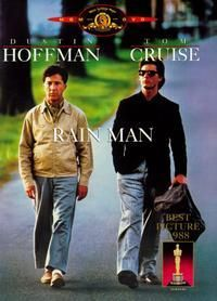 Rain Man is one of my favorite movies.