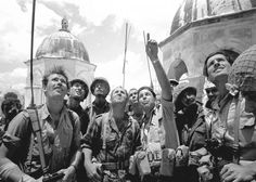 juin 1967 liberation de  Jerusalem the Capitol city of ISRAEL