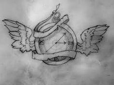 Resultat d'imatges de tempus fugit tattoo