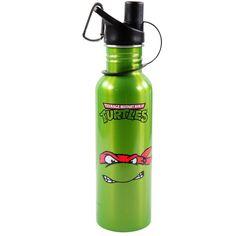 Teenage Mutant Ninja Turtles - Raphael Water Bottle